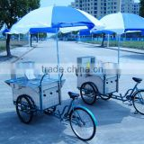 Gas Food Bicycle Trailer XR-HD110 B