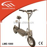 2014 battery powered 1000w folding electric motor scooter 48v for adult