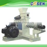 High efficiency Single screw floating fish feed pellet machine,floating fish feed extruder machine