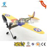 ZT Model 2014 New Products Aviator-Boeing P26 Rubber Band Powered Aircraft