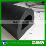 Factory sale EPDM boat bumper in China