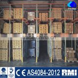 Alibaba Certificated Jracking Warehouse Garage Use Drive In Rack For Sale
