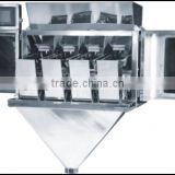 4 heads linear weigher
