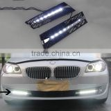 Car LED DRL Daytime Running Light Fog Light For BMW F10 F18 5 Series 520i 523i 525i 530i 535i 2010 2011 2012