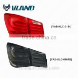 CE CCC certification car accessories china wholesale tail light type rear car light and led tail light for cruze