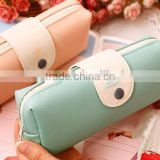 Pencil Pen Cosmetic Pouch Pocket Brush Holder Makeup Bag
