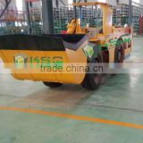 Underground Mining Small Tunnel Chinese Articulated Deutz Diesel Engine Load Haul Dump/Scooptram/Scraper Machine