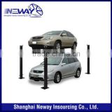 Cheap price convenient parking lift used 4 post lift                                                                         Quality Choice