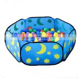 Kids play ball pool baby ball pool portable kids ball pool
