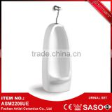 Ready Made Bathroom Automatic Tank Corner Wall Mount Urinal