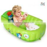 Lovely baby inflatable bath tub