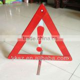 2013 EN ISO20471 triangle led flashing warning light with E mark