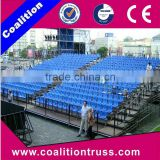 Indoor outdoor gym bleachers ,retractable stadium bleacher seats bleacher chairs                                                                         Quality Choice