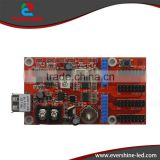 TF-A6UW WIFI+USB led Module control card for single&double color Wireless p4.75, p10, p16 led board controller