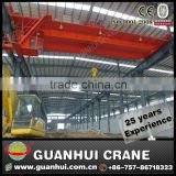 double girder overhead crane warehouse lifting equipment