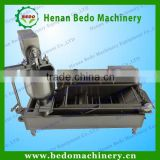 BEDO Brand New Hot Automatic Stainless steel small mini commercial doughnut donut making machine with CE