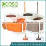Eco spin mop buckets plastic with big wheels wind spinner parts