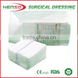 Henso Disposable Medical Gauze Swab with CE & ISO