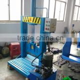 bale type cutting rubber machine,guillotine plastic cutter