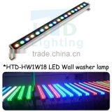 Super bright 60*3w led wash Ip65 waterproof Warm white/RGB led wall washer