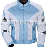 Summer Motorcycle Air Mesh Textile Cordura Jacket