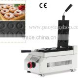 6-slice 7.5cm Commercial Use Non-stick LPG Gas Donut Maker