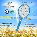 BBY-8317A LED RECHARGEABLE MOSQUITO RACKET BEST SELLING PRODUCTS