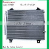 toyota cooling system #000449 hiace 200 condenser cooling parts for toyota hiace 2005 88450-26120