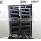Best selling egg incubators 12672 chicken eggs incubator/ commercial poultry egg incubator for sale