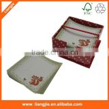 Hot customed design loose sheets note pad in perfect carton box