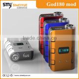 Smy new huge watt god180 mod PK gi2 100 watt mod !!!Wecome to Pre-Order!!!