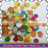 Coloured confettis for wedding decoration paper confettis various shapes paper confettis