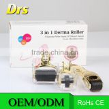 China beauty salon equipment micro needling needle tips 3 In 1 Kits derma roller
