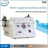 Hyperbaric Oxygen Facial Machine Oxygen Facial Skin Care Oxygen Water Jet Peel Machine For Salon Private Beauty Center Facial Oxygen Machine