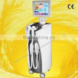 0-150J/cm2 Gentle Treatment CE Intense Pulse IPL+808nm Black Dark Skin Diode Laser Beauty Equipment For Removing Hair&acne&wrinkle&whitening Skin