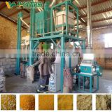 Hot Sale Yellow and White Corn Grinding Machine Maize Grinding Mill