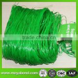 Green Hdpe Vegetable / Plant Support Netting 8gsm Weight