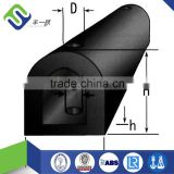 Good Quality using in marine, ship and dock D type Boat Rubber Fender from Florescence China