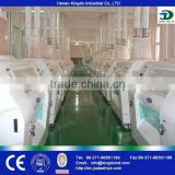Wheat Flour Milling Plant, Flour Turnkey Project Manufacturered by Kingdo Industry. in China