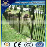 Decorative Fence For Wrought Iron Garden Wall Fence