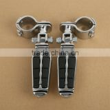 "1"" 25mm 30mm 35mm Universal Highway Foot peg For Cafe racer Honda Kawsaki Suzuki New"