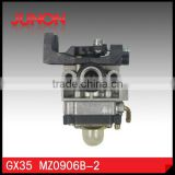 walbro carburetor kit of grass cutter GX35