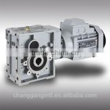 CKM series Helical Hypoid Gear reducer gearbox