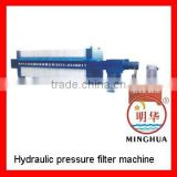 630 Hydraulic Clamping Plate-frame Beer Filter press