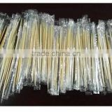Wholesale Individually cello paper plastic bag wrapped Mint bamboo toothpicks,