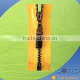 Middle East hot sale custom Antique brass jeans zipper manufacturers