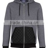 new fashion cheap men's champion eco fleece full zip custom hoodies & sweatshirts