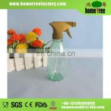 clear 400ml plastic spray bottle