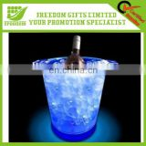 Fashional Customized Logo Printed LED Ice Bucket