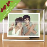 Factory offer good selling glass photo frame / glass picture frame